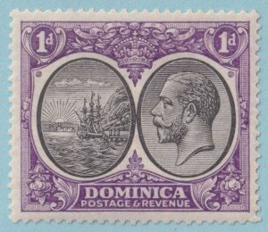 DOMINICA 66  MINT HINGED OG * NO FAULTS VERY FINE!
