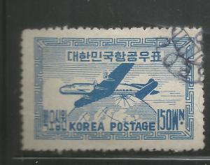 KOREA, C2 , U, FLIGHT