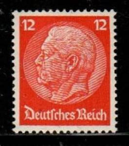 Germany Scott 393 Mint NH (Catalog Value $42.00)