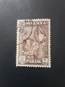 *Malaya (Pahang) #77             Used