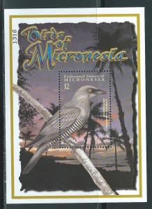 Micronesia 468 2001 Birds s.s. MNH