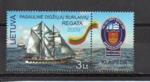 Lithuania 898 MNH