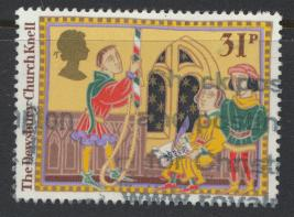 Great Britain SG 1345 -  Used - Christmas
