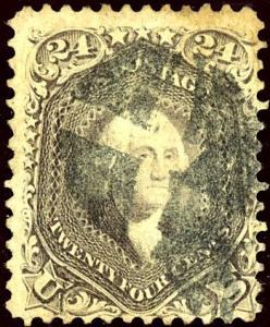 U.S. #70-A Used F-VF