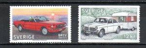 Sweden 2606-2607 MNH