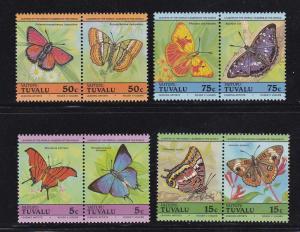 Tuvalu (Vaitupu) 39-42, F-VF, MNH