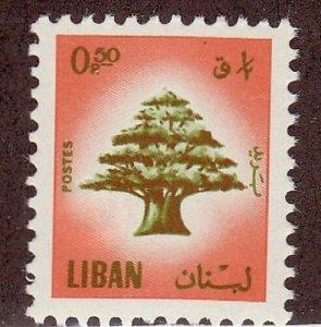 LEBANON - LIBAN MNH SC# 462 CEDAR