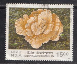 India  2001  # 1903   Corals   Used   01837