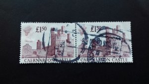 Great Britain 1988 British Castles £1.50 Used