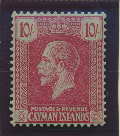 Cayman Islands Stamp Scott #63, Mint Never Hinged MNH - Free U.S. Shipping, F...