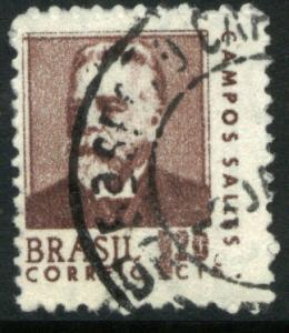 Brazil 1064, 20c President Campos Salles. Used. (481)