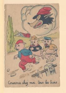 disney postcard