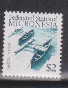 MICRONESIA Scott # 19 MH