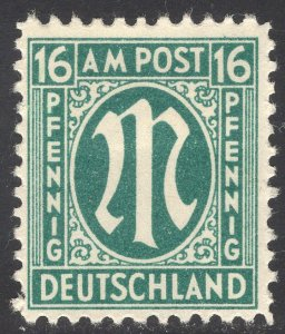GERMANY SCOTT 3N10