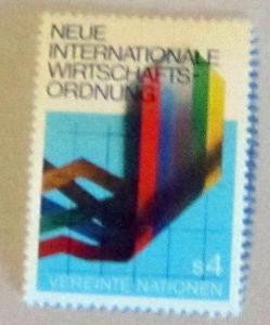 UN, Vienna - 7, MNH, Complete. Economic Order. SCV - $0.60