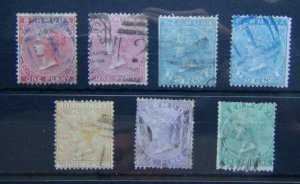 Bermuda 1865 - 1903 values to 1s Used some minor imperfections
