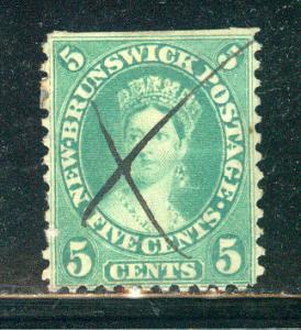 New Brunswick Scott # 8, used