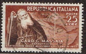 Italy # 612  Used