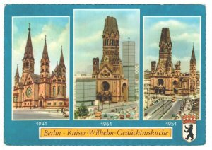 GERMANY - THE BERLIN COLLECTION   FDC7708