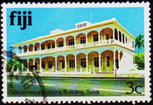 Fiji. 1979 3c S.G.582A Fine Used