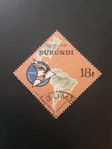 ^Burundi #138u