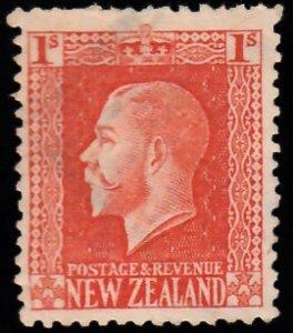 New Zealand Scott 159 Used.