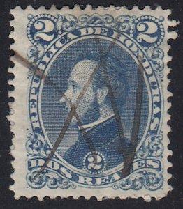 Honduras - 1878 - SC 34 - Used