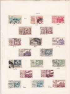 mexico stamps page ref 16508