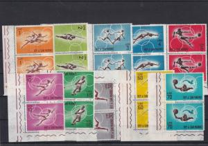 San Marino Mint Never Hinged Stamps Ref 26304