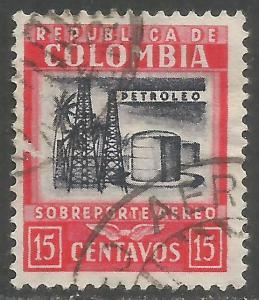 COLOMBIA C99 VFU OIL Z7225-3