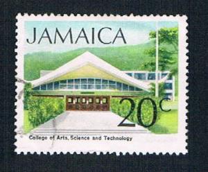 Jamaica 353 Used College of arts (BP20115)