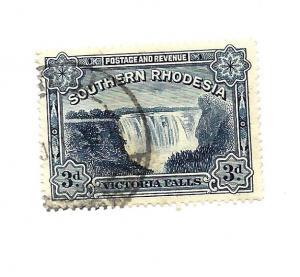 Southern Rhodesia 1938 - Scott #37A