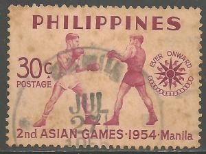 PHILIPPINES SCOTT 612