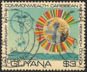 Guyana # 324 Used  [13820]