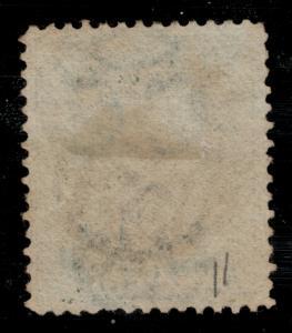 Antigua Stamp Scott #11, Used - Free U.S. Shipping, Free Worldwide Shipping O...