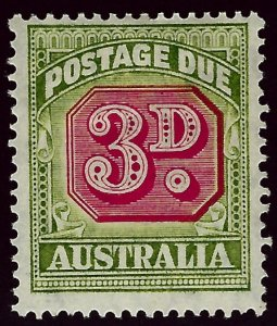 Australia SC J54 Mint F-VF SCV$17.00...An Amazing Country!
