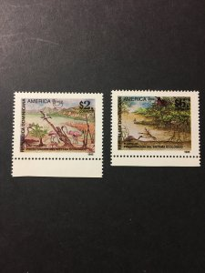 Dominican Republic sc 1213,1214 MNH