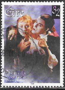 Ireland 1087 Used - Bram Stoker's Dracula - Potential Victim