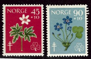 Norway SC B62-B63 MNH VF....A World of Stamps!