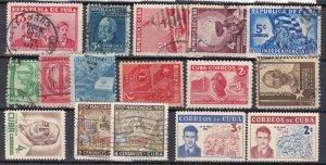 CARIBBEAN  ^^^^^#315/744  MNH/MH  * used  collection   $$@ lar223cuub