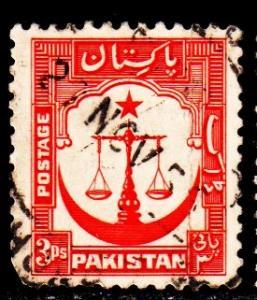 Pakistan - #24 Scales - Used (B)
