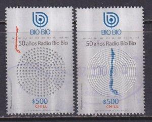 Chile (2016) Radio Jubilee, used