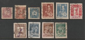 Georgia a small used lot of earlies but decent cv