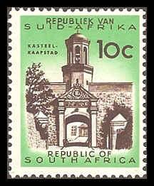 South Africa 262 Mint F-VF H