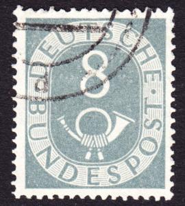 Germany Scott 674   VF postally used.