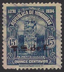 HONDURAS 303 USED BIN $.50 MONUMENT