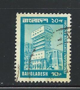 Bangladesh #166 used