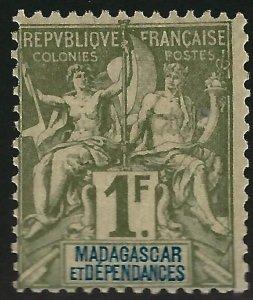 Malagasy/Madagascar Scott #46a Fine Mint...Fill a bargain spot!