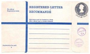 Isle of Man, Postal Stationary