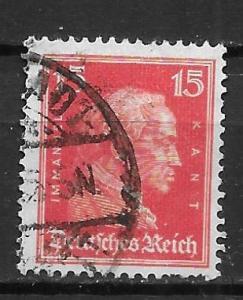Germany 356 15f Men single Used (z3)